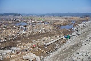 野田村の被害