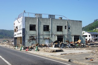被災された建物