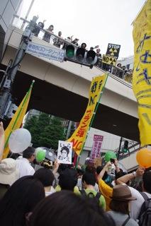 新宿西口ロータリー入口