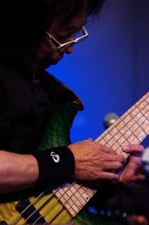 永井氏 (Bass)